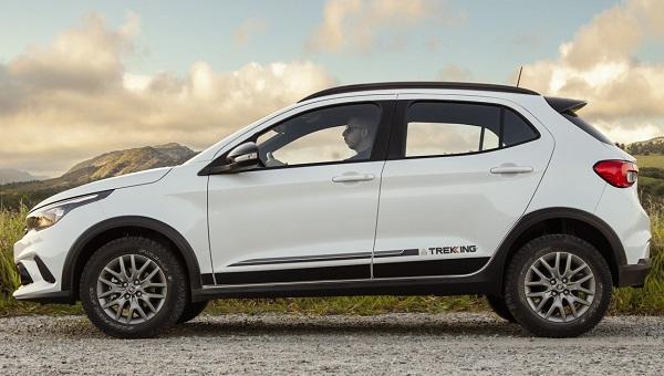 Fiat Argo Trekking