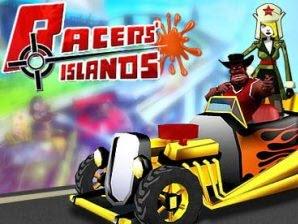 تحميل لعبة سباق سيارات الشاطئ Racers Islands للكمبيوتر