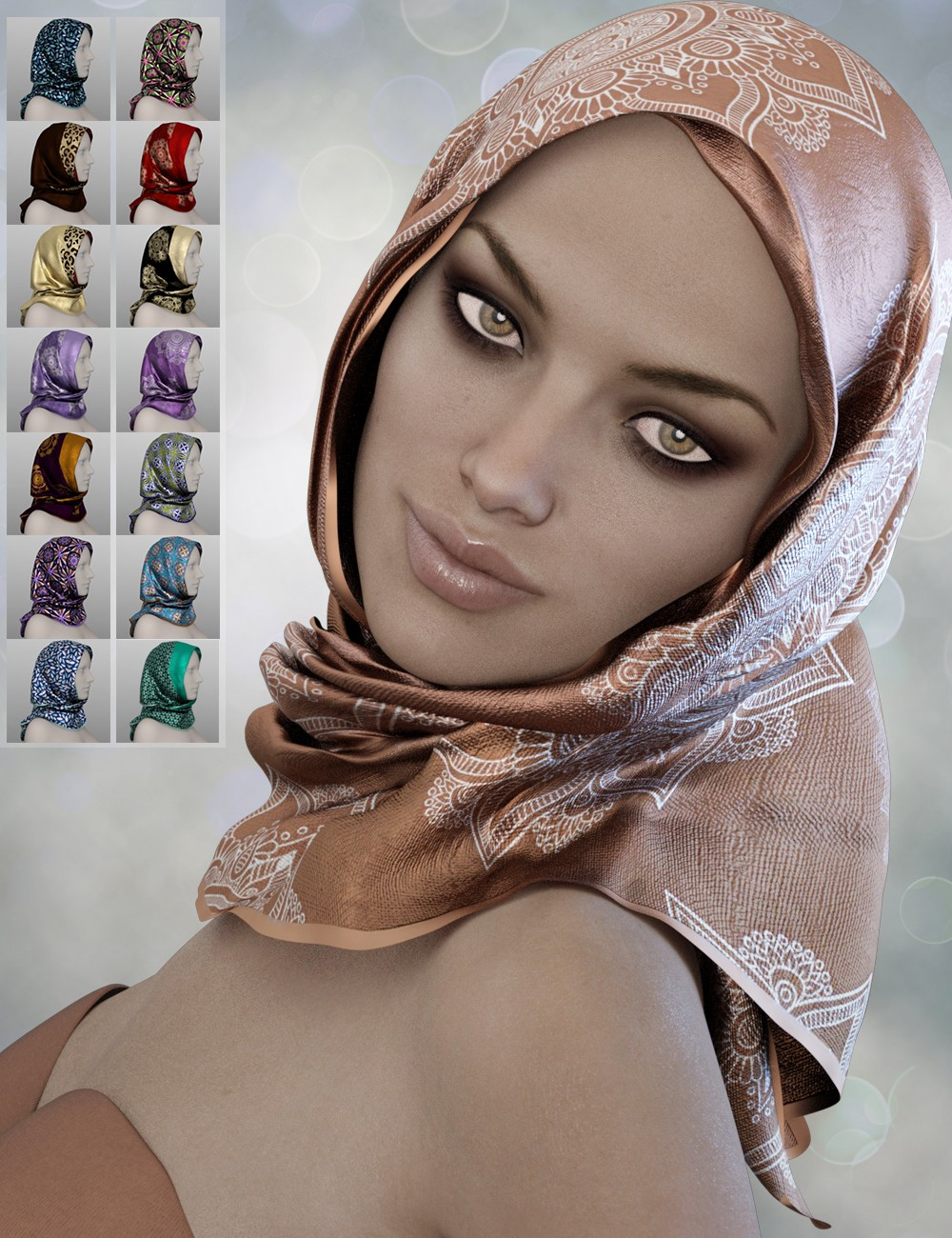download daz studio 3 for free daz 3d xfashion hijab
