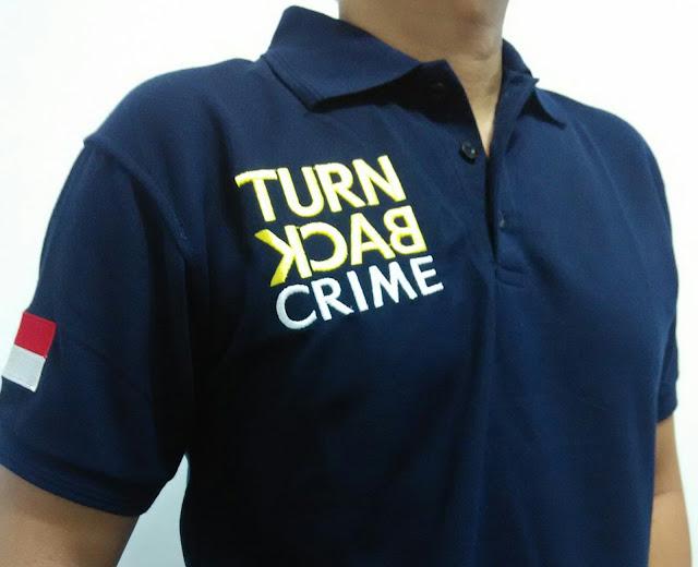 Tempat Jual Kaos Polo Turn Back Crime