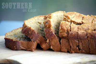 Healthy Low Calorie Banana Bread Recipe - Gluten Free Whole Wheat Low Fat