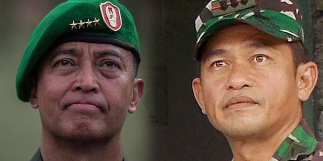 'Bau' Nepotisme Jokowi di Balik Pelantikan Mantu Luhut dan Mantu Hendropriyono