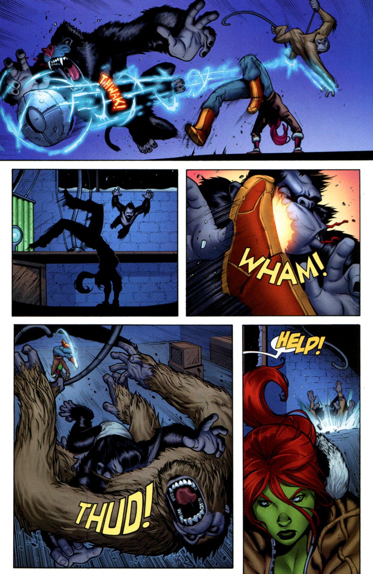 Read online She-Hulks comic -  Issue #2 - 21