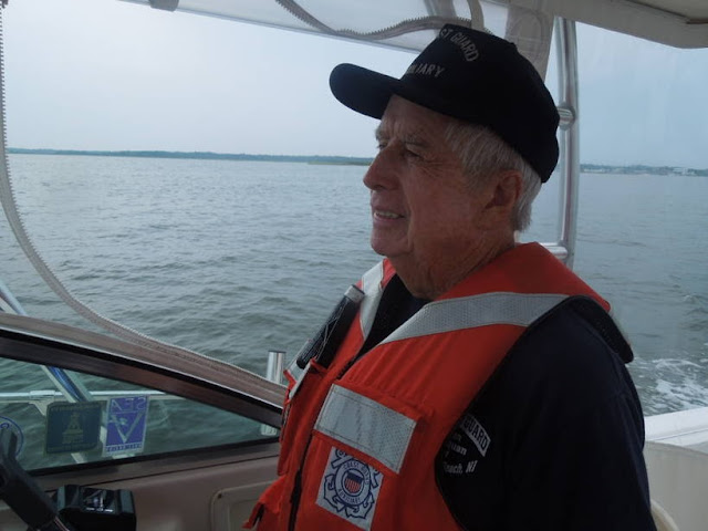 Ron Coleman on the helm