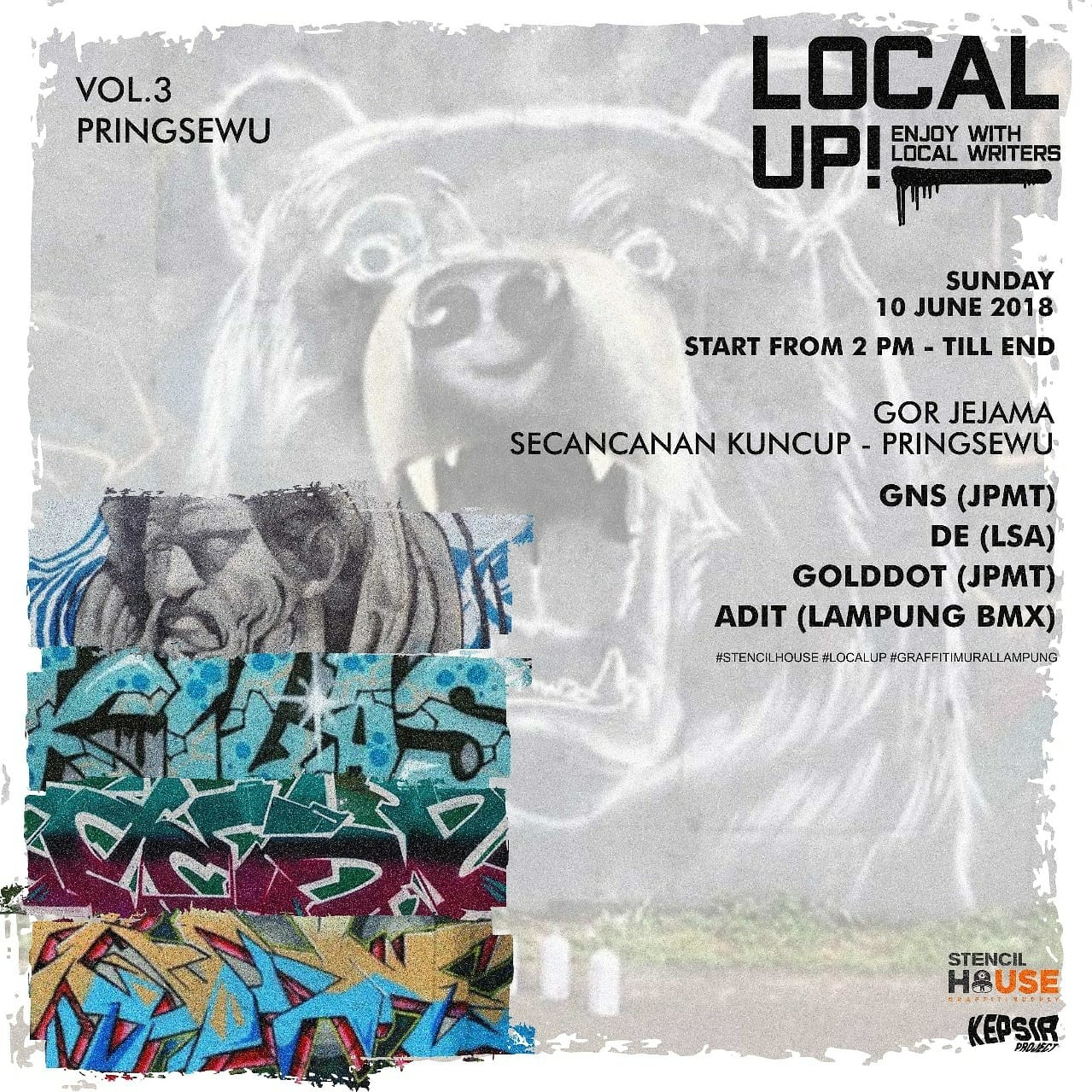 LOCAL UP VOL3
