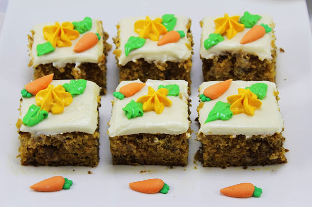 Borrachines carrot cake Thermomix