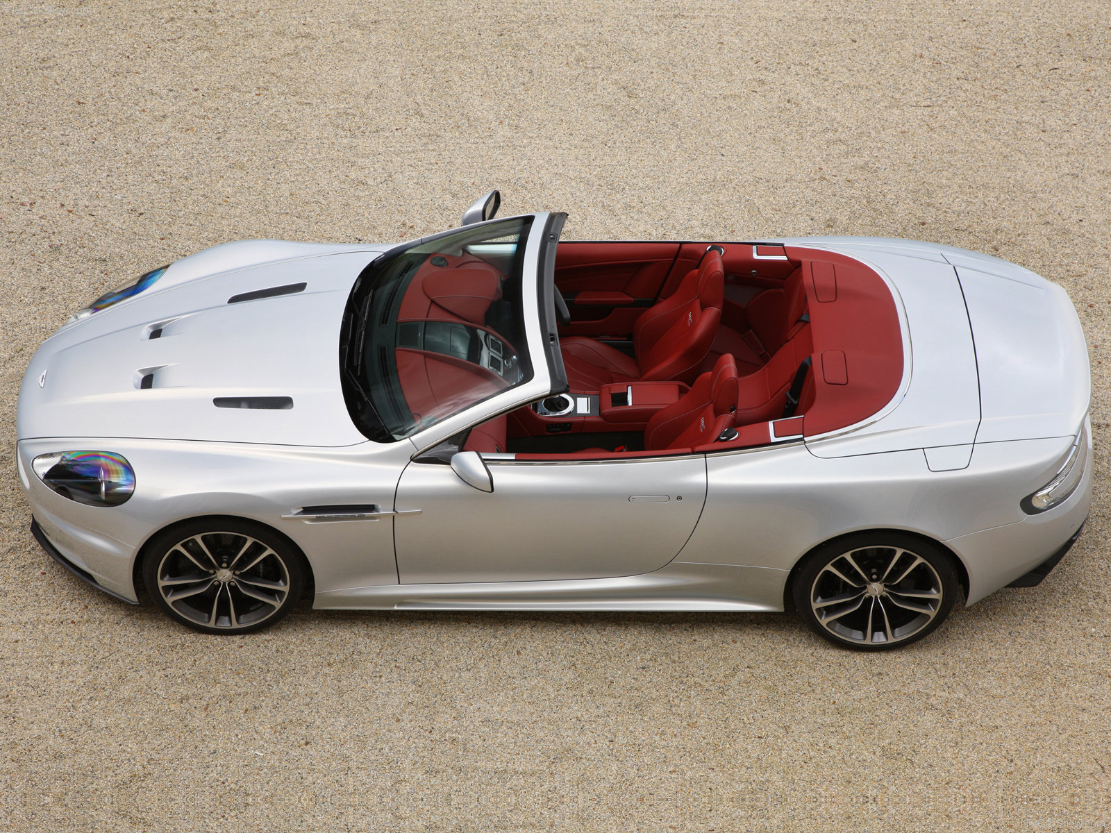 2010 Aston Martin DBS Volante 2 Cool Car Wallpapers Aston Martin