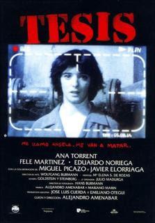 descargar Tesis (1996), Tesis (1996) español