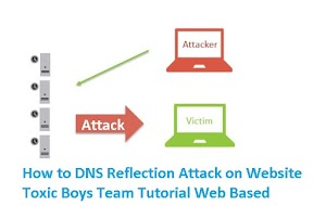 How to DNS Reflection Attack [ Tutorial ]With Script Download