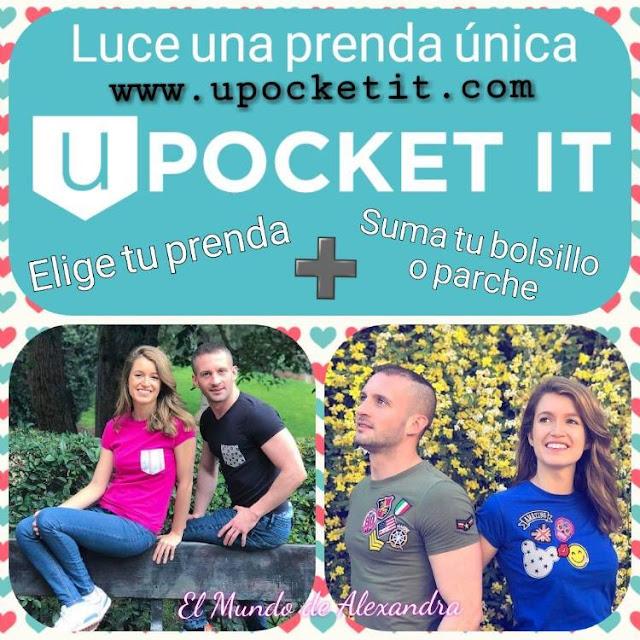 camiseta personalizada con bolsillo