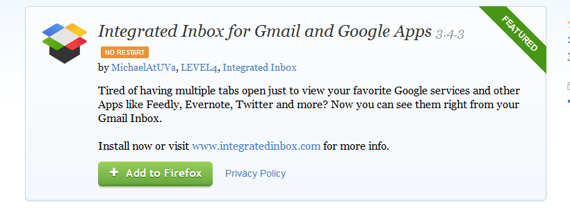 Download the Integrated Inbox