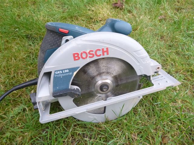 dorkythorpy bosch gks 190 circular saw review. Black Bedroom Furniture Sets. Home Design Ideas