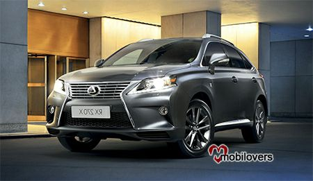 Gambar Mobil Lexus