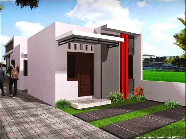 33 contoh gambar tiang teras rumah minimalis sederhana