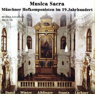 Johann Kaspar Aiblinger (1779-1867) - Missa Advocata nostra