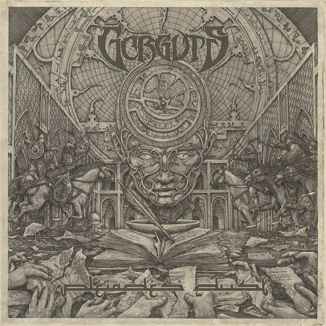Gorguts - Pleiades' Dust (Lyrics), Gorguts Pleiades' Dust
