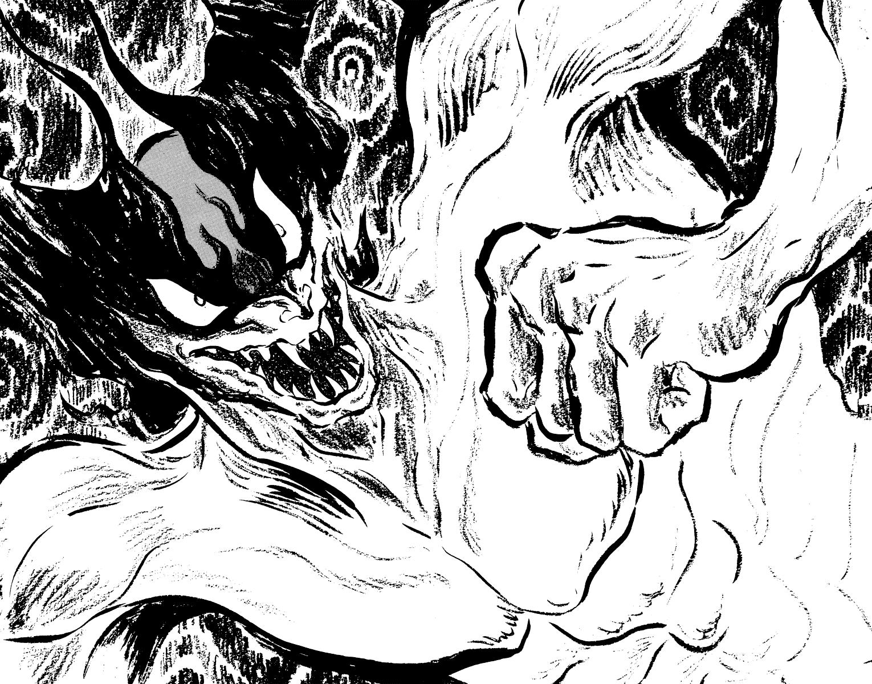 DevilMan chapter 5 trang 11
