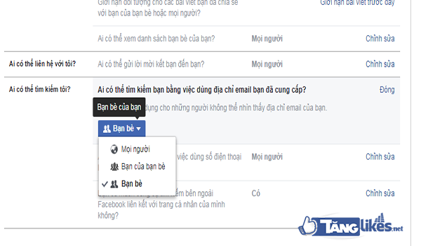 bi khoa tai khoan facebook