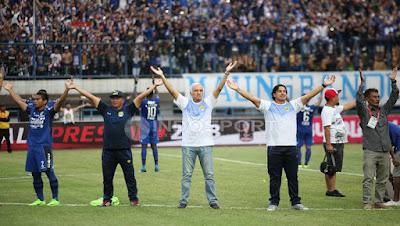 Persib Bandung, Datangkan Striker Asing  Berkualitas