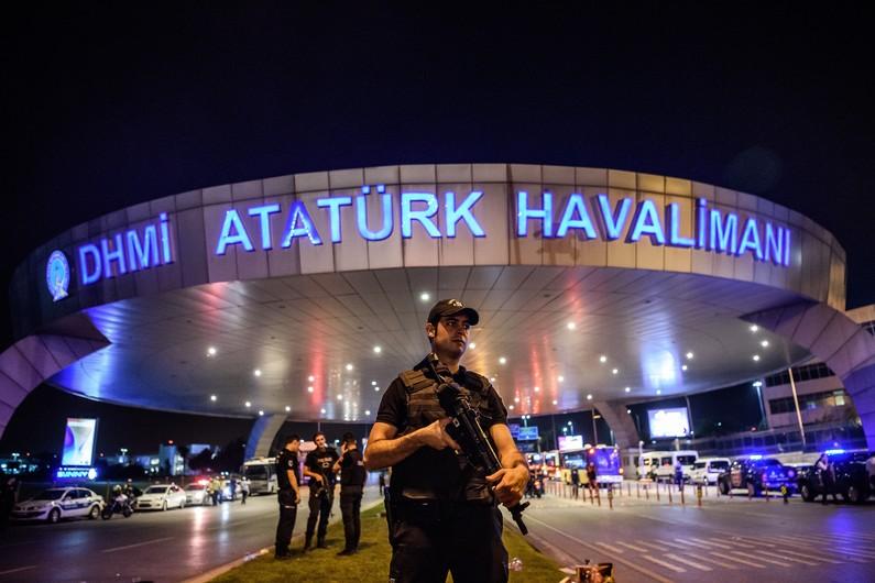 Des attentats ont frappé l'aéroport Atatürk d'Istanbul.