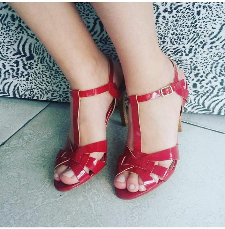 Sapatos lindos na loja Thamires Andrade Calçados