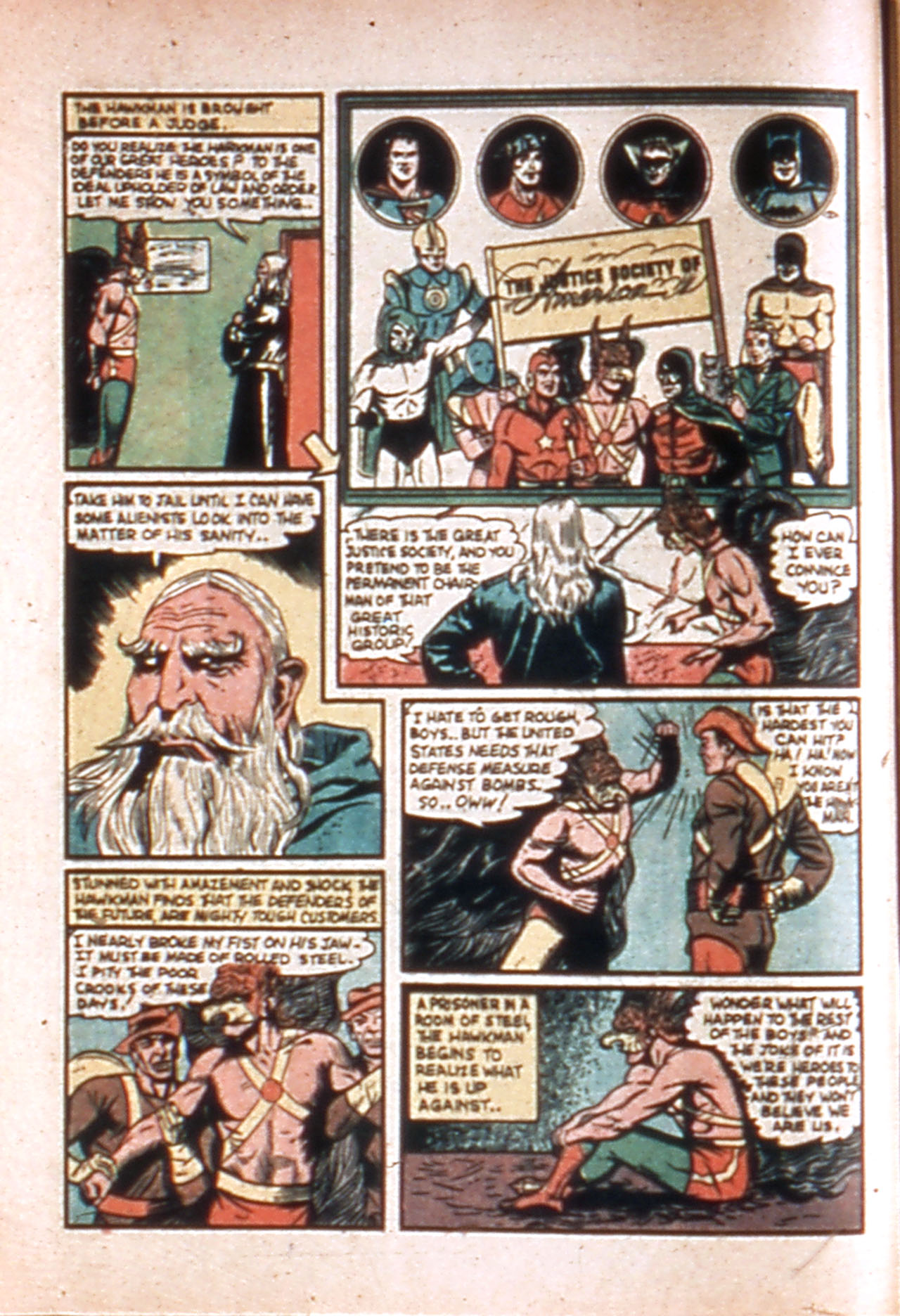 All-Star Comics (1940) issue 10 - Page 8