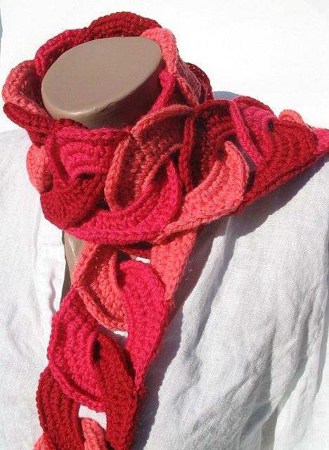 new crochet scarf patternsKnitting Gallery Crochet Scarf Instructions