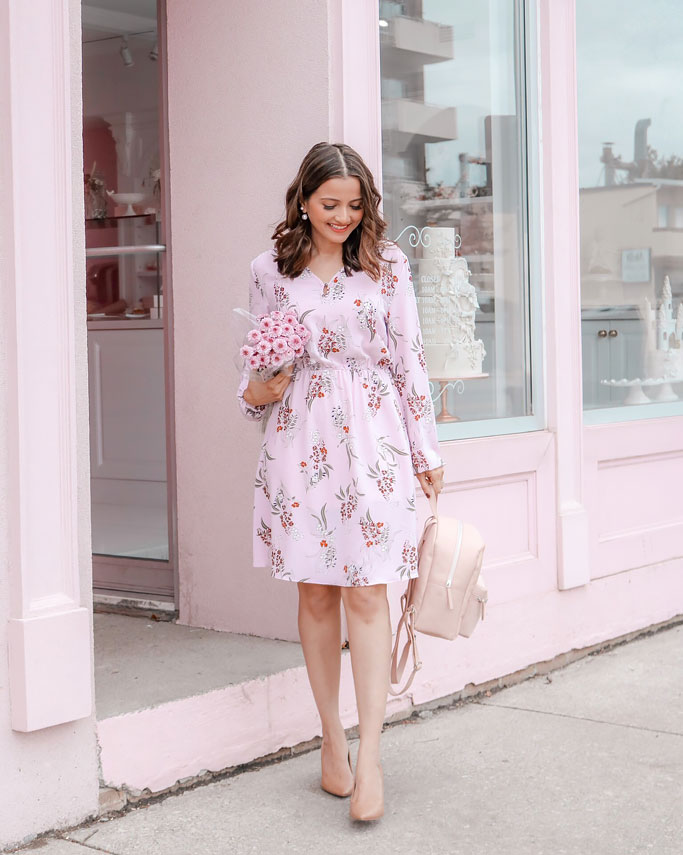 Fall Florals with Joe Fresh