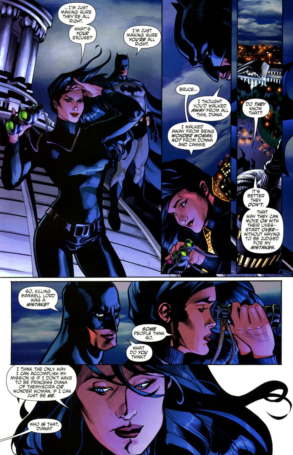 Read online Wonder Woman (2006) comic -  Issue #2 - 4