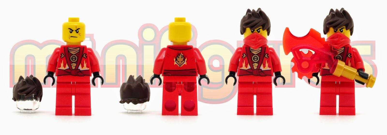 Lego ninjago rebooted sets review