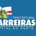 Prefeitura de Barreiras antecipa pagamento dos servidores no mês de fevereiro