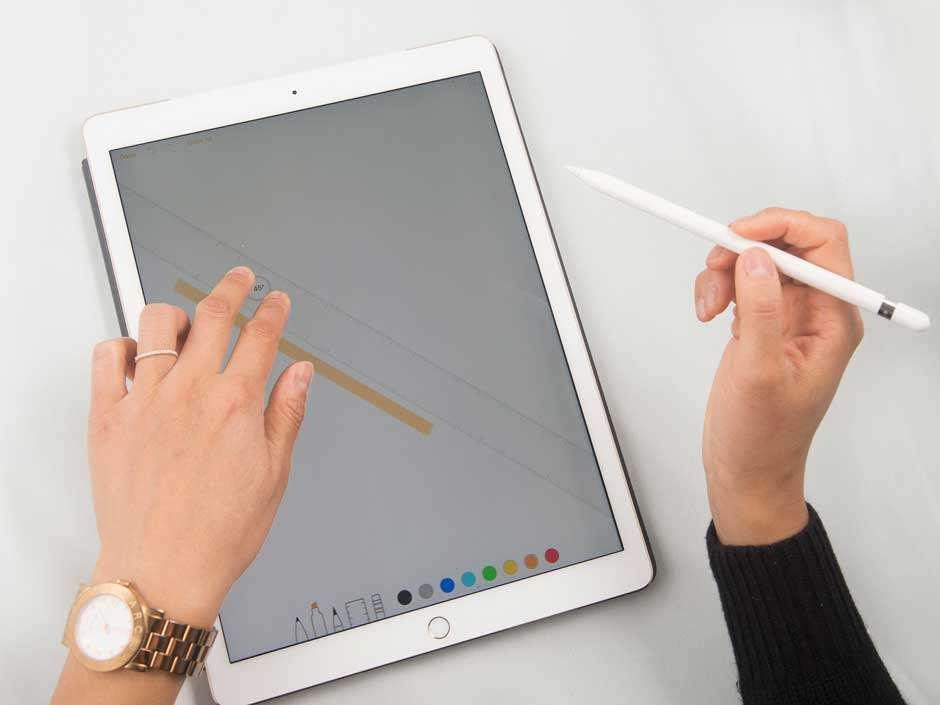 newgersy/ I ridiculed the Apple Pencil. Presently my iPad efficiency relies upon it