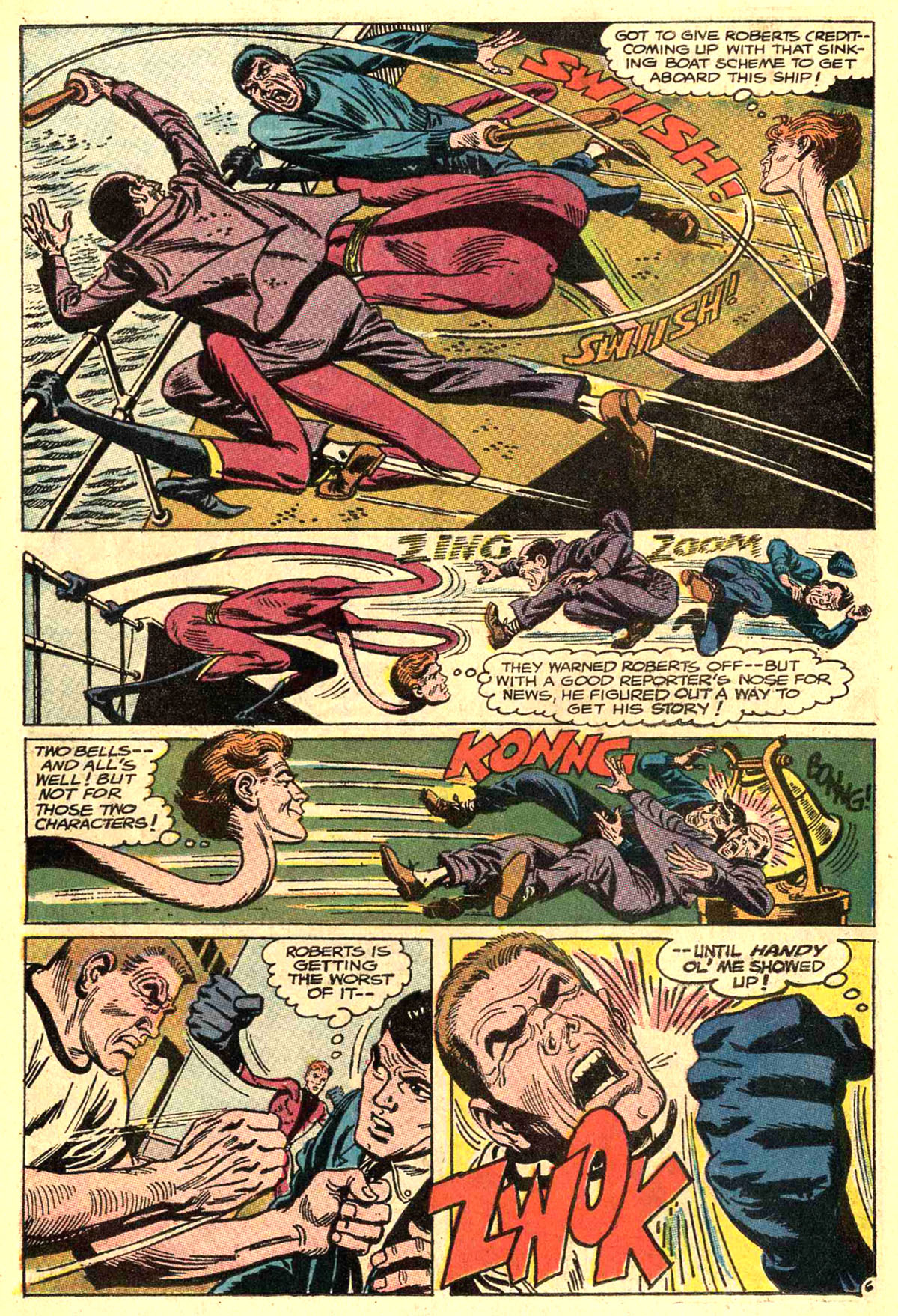 Detective Comics (1937) 364 Page 25