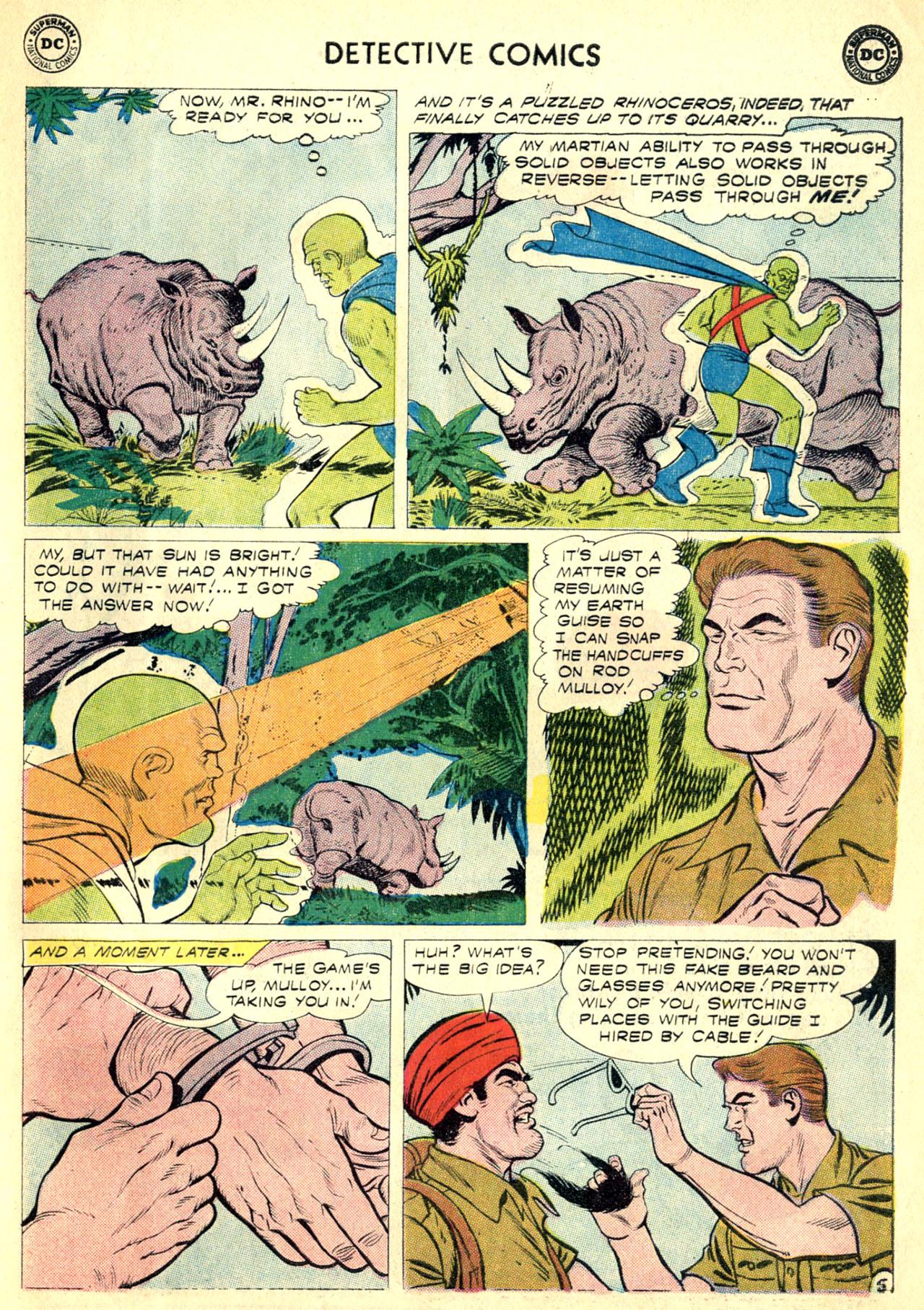 Read online Detective Comics (1937) comic -  Issue #270 - 31