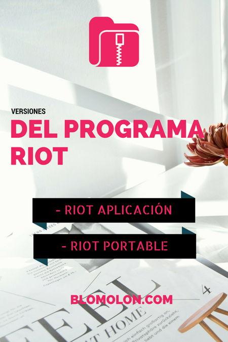 versiones_de_riot