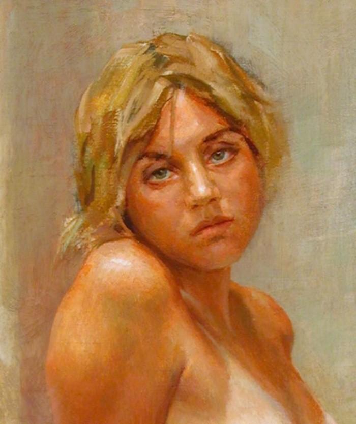 Ron Barsano. Современный американский художник 18