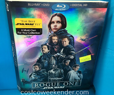 Rogue One: A Star Wars Story Blu-ray and DVD - Own what could be the best Star Wars yet