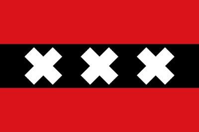 Bandera de Amsterdam