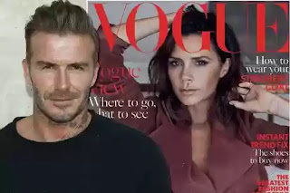 Victoria Beckham and David Beckham love at first sight