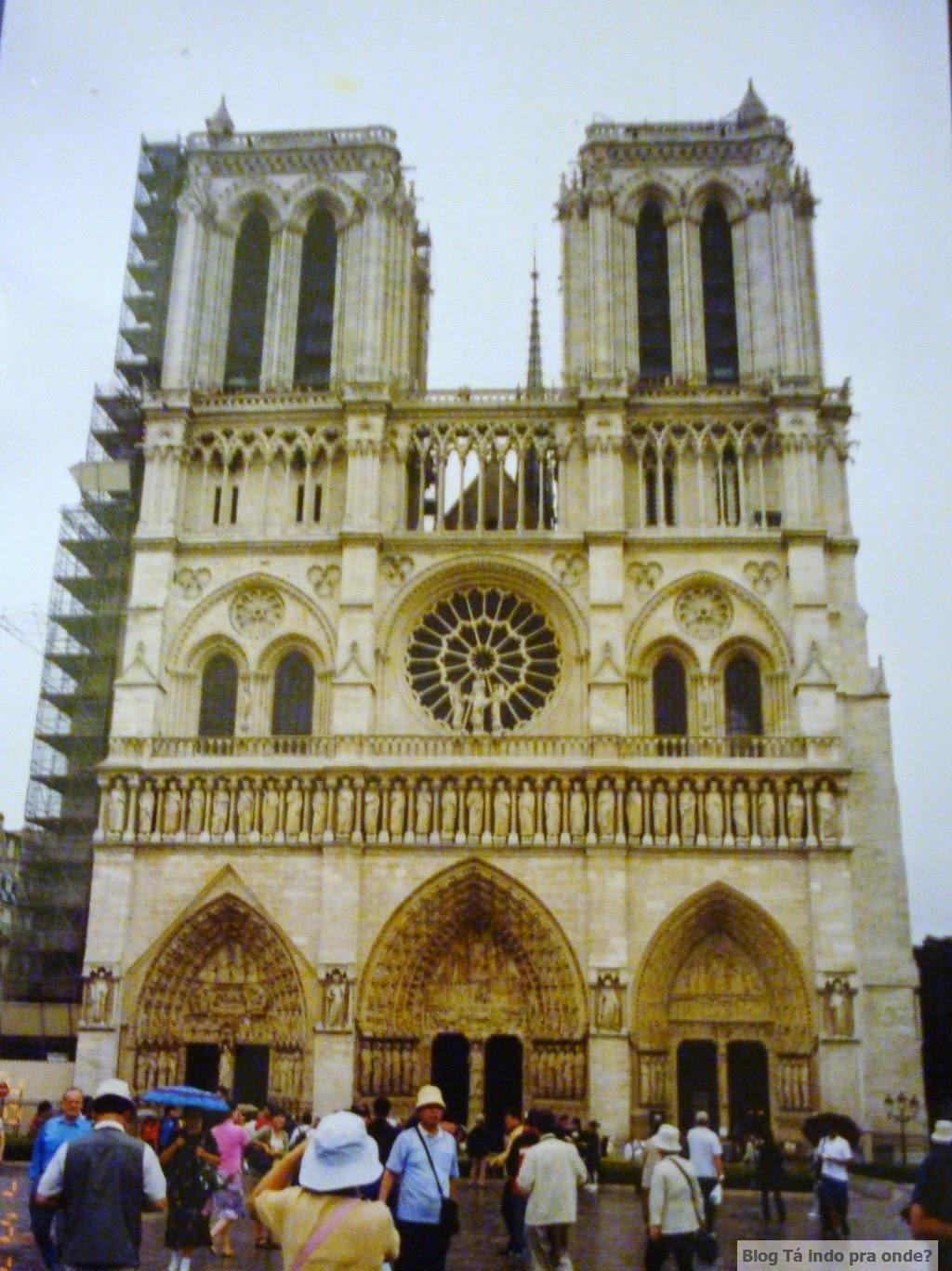 Igreja de Notre Dame - Paris