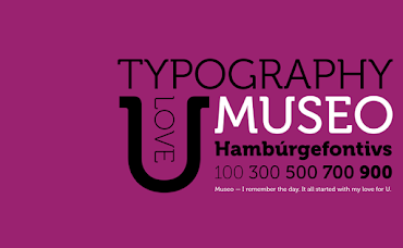 Museo @font-face for Website