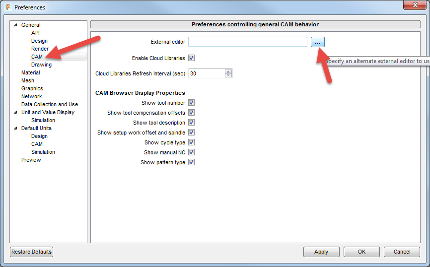 Nichols' Corner CAD/CAM: NC Editor for Fusion 360    an NC