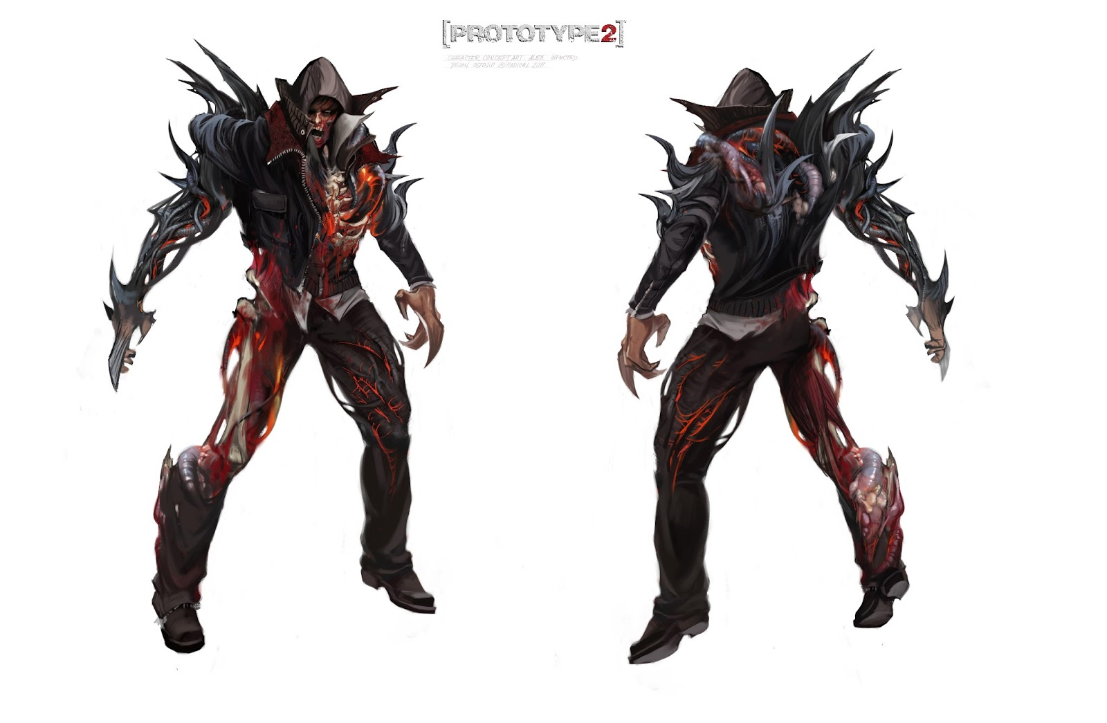 PROTOTYPE 2] (Video Game) - TV Tropes on