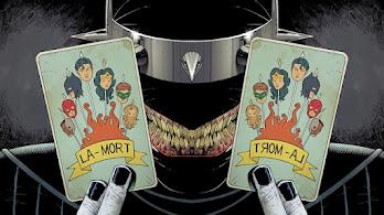 The Batman Who Laughs, Card, DC, Comics, 4K, #4.2888