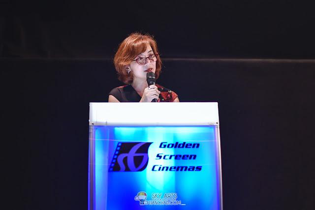 GSC CEO Koh Mei Lee @ Czech Republic Festival 2018 Malaysia Launch GSC Pavilion KL