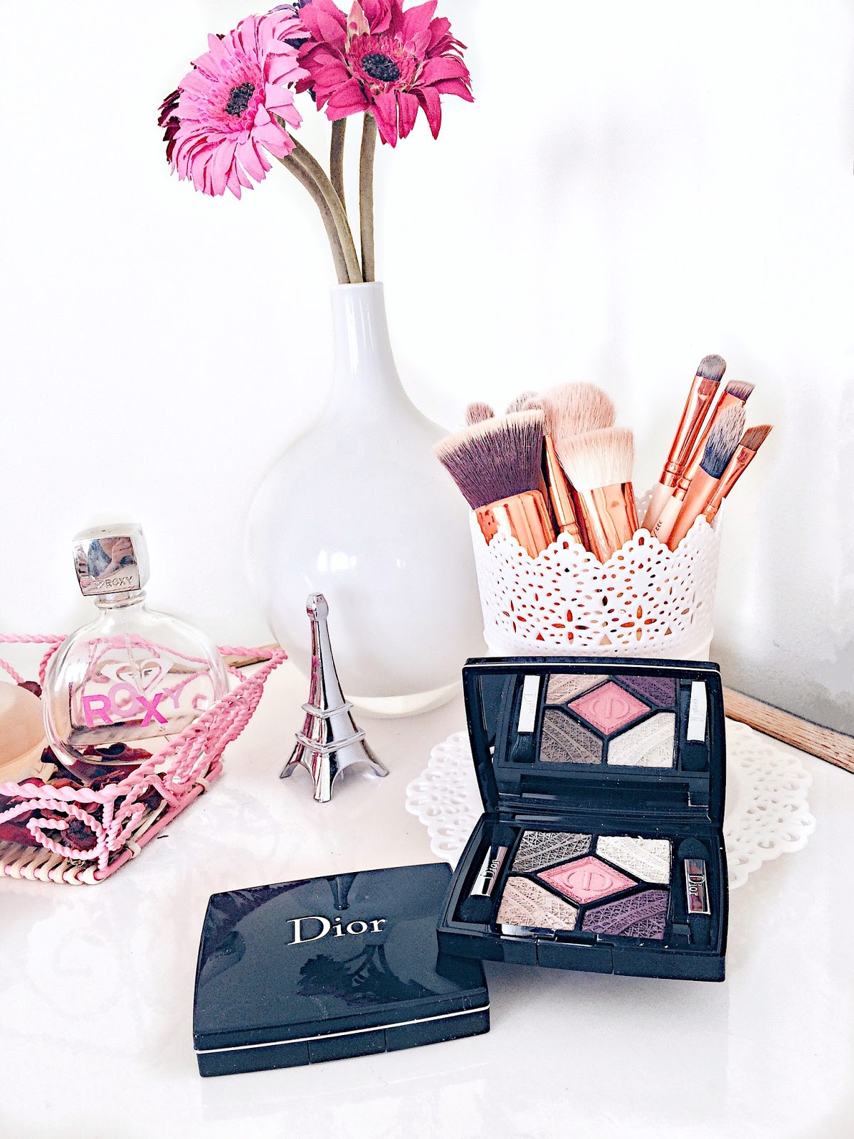 dior makeup eyeshadow luxury review