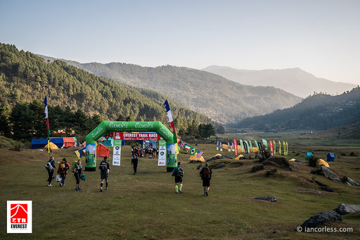 Cuenta atrás para la  Everest Trail Race 2018
