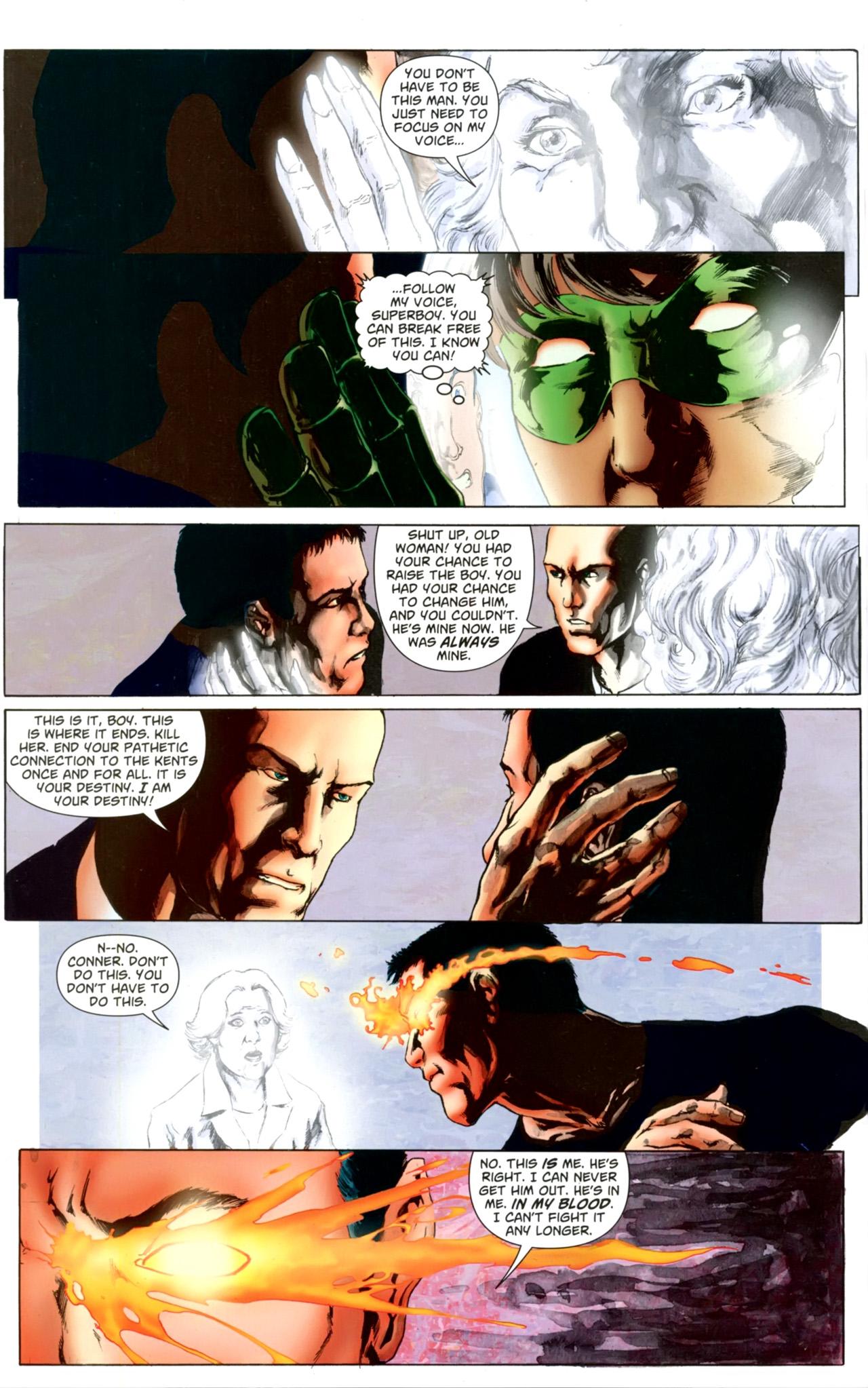 Superboy [I] Issue #7 #7 - English 26