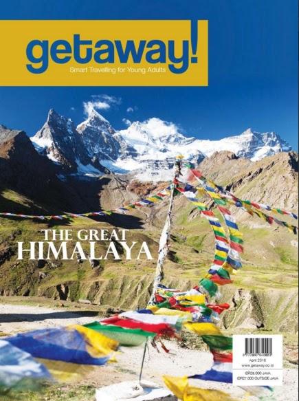 artikel perjalanan Jelajah Himalaya