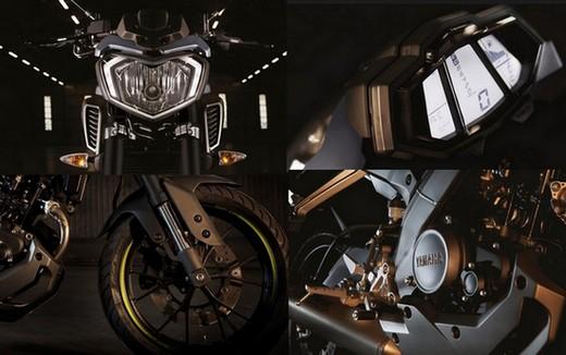 Fitur Yamaha MT125